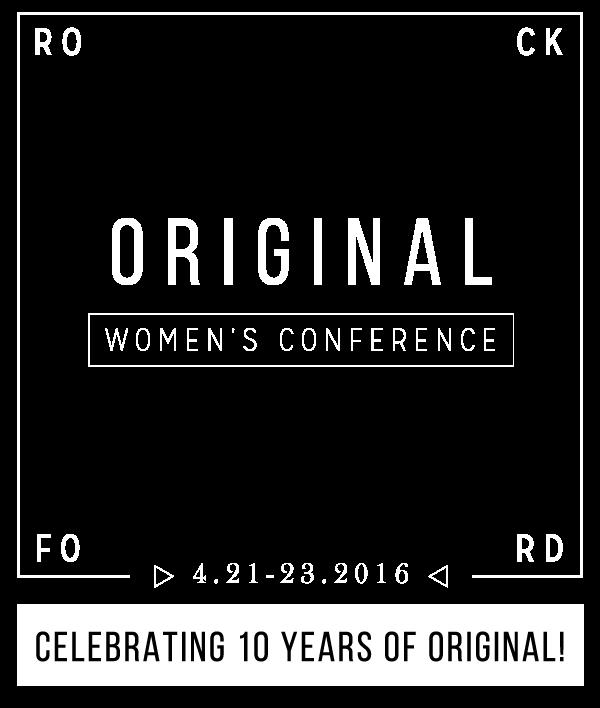 Original Conference 2016